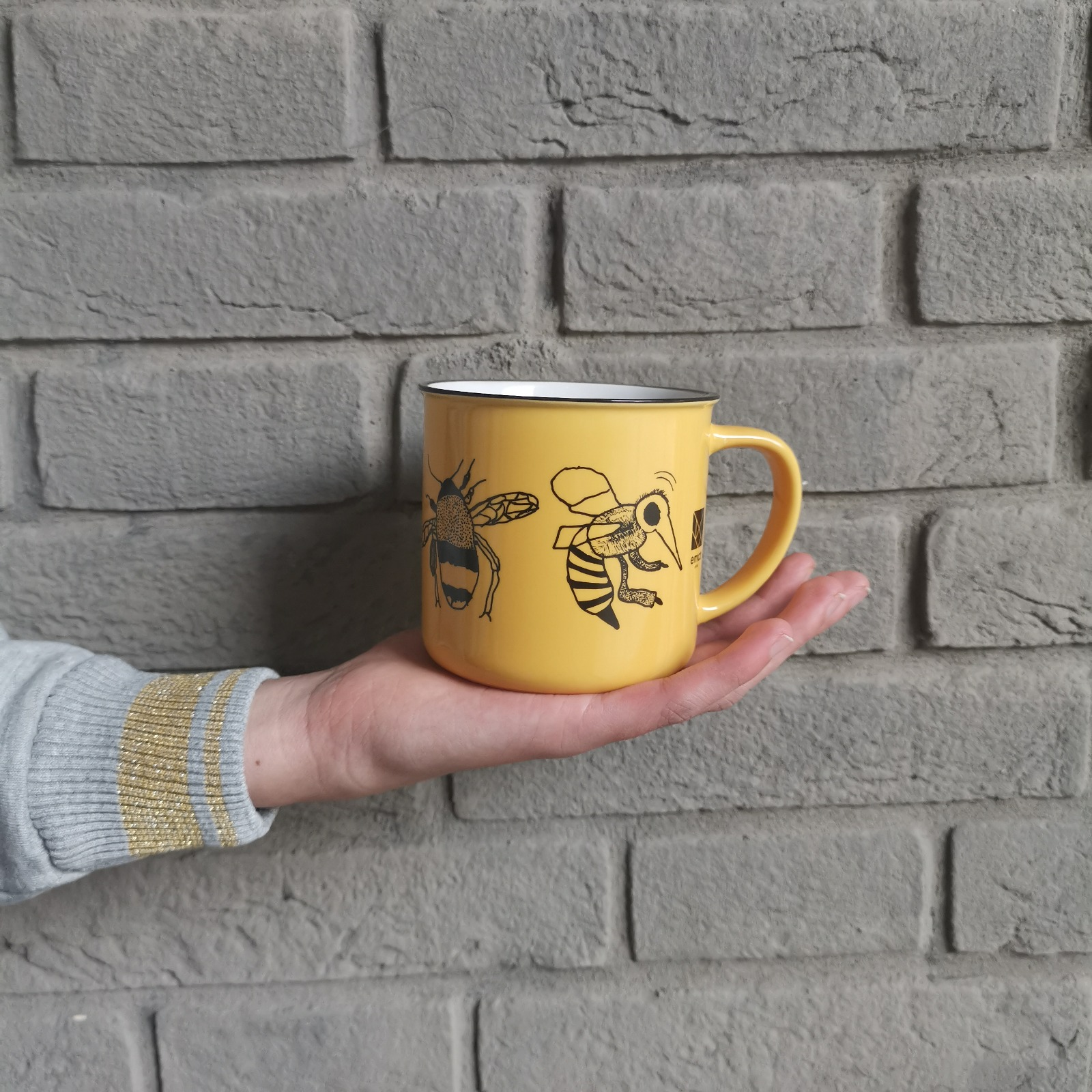 TAZZA SAVE THE BEES Image