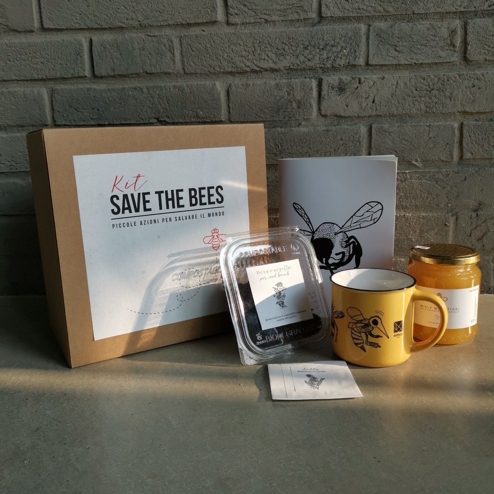 KIT SAVE THE BEES Image